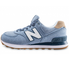 Chaussures New Balance ML574STB bleue