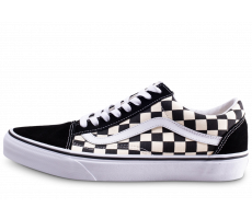 Chaussures Vans Old Skool Primary Check