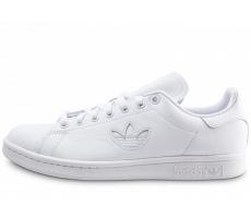 Chaussures adidas Stan Smith trefoil triple blanc