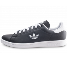 Chaussures adidas Stan Smith noire et blanche