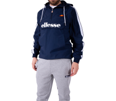 Textiles Ellesse Sweat Fighter bleu marine