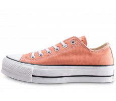 Chaussures Converse Chuck Taylor All Star Lift rose