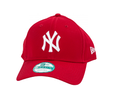 Accessoires New Era Casquette 9/40 MLB The League New York Yankees rouge