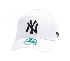 Accessoires New Era Casquette  9/40 MLB New York Essential blanche