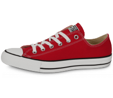 Chaussures Converse Chuck Taylor All-star Low Rouge