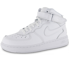 Chaussures Nike Air Force 1 Mid Enfant Blanche
