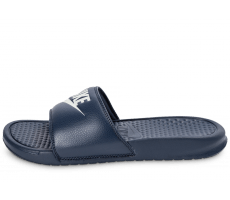 Chaussures Nike Benassi Just Do It bleu marine