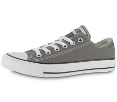 Chaussures Converse Chuck Taylor All Star basse grise