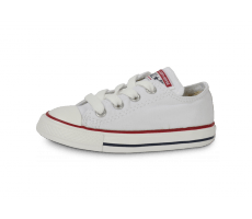 66c797dfba2ee Chaussures Converse Chuck Taylor All-star Bébé Blanche