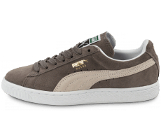 Chaussures Puma Suede Classic W marron